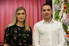Оглашение Токарева Евгения и Жолнер Виктории