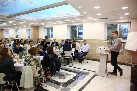 Библейская школа выпустила 23-й поток студентов