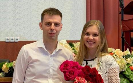Оглашение Жанкевича Александра и Вахомчик Яны