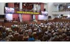 В церкви прошел праздник Пятидесятницы